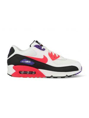 Nike Air Max 90 AJ1285-106 Wit / Roze / Paars