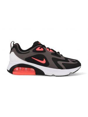 Nike Air Max 200 AQ2568-005 Zwart / Roze / Wit