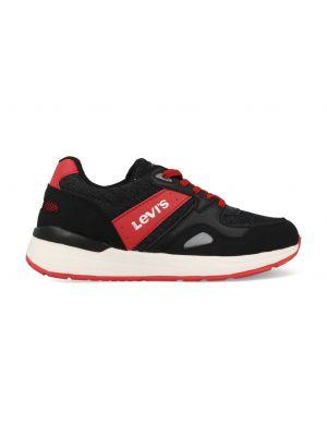 Levi's Sneakers BOSTON T VBOS0031T Zwart / Rood
