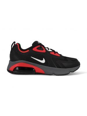 Nike Air Max 200 CI3865-002 Zwart / Rood