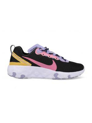 Nike Renew Element 55 CU0851-001 Zwart / Geel / Roze