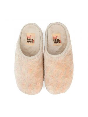 Hot Potatoes Pantoffels 60904 Beige