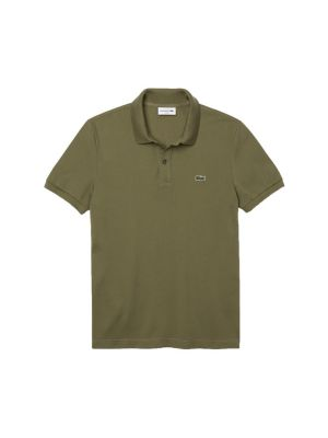 Lacoste Slim Fit Polo PH4012-316 Groen