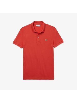 Lacoste Slim Fit Polo PH4012-67G Rood