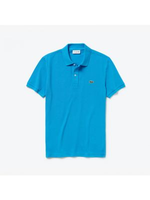 Lacoste Slim Fit Polo PH4012-PTV Blauw