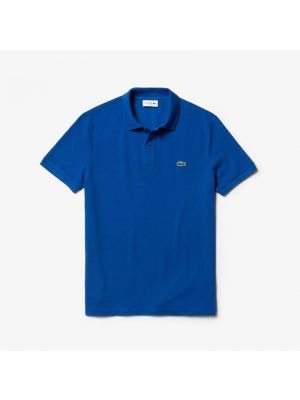 Lacoste Slim Fit Polo PH4012-Z7Z Blauw