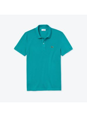Lacoste Slim Fit Polo PH4012-S5J Blauw