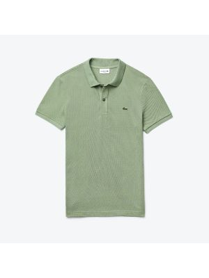 Lacoste Slim Fit Polo PH4012-S86 Licht Groen