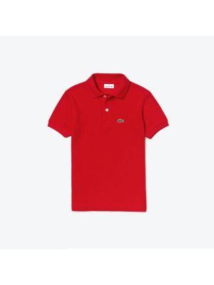 Lacoste Polo Kids PJ2909-240 Rood