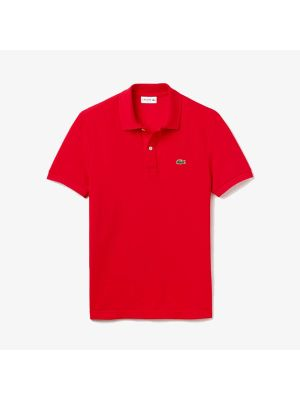 Lacoste Slim Fit Polo PH4012-240 Rood