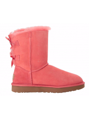 UGG Bailey Bow II Classic Boot Dames 1016225/LNT Roze