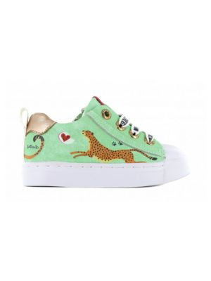 Shoesme Sneakers SH21S002-E Groen