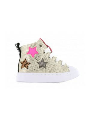 Shoesme Sneakers SH21S005-B Goud