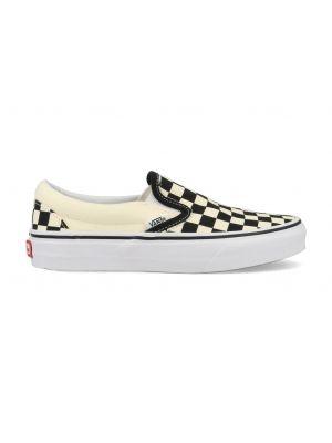 Vans Classic Slip-On Checkerboard VN000EYEBWW1 Zwart / Wit