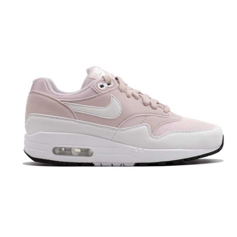 nike air max wit roze