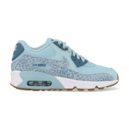Nike Air Max 90 SE GG 897987 400 Blauw Wit