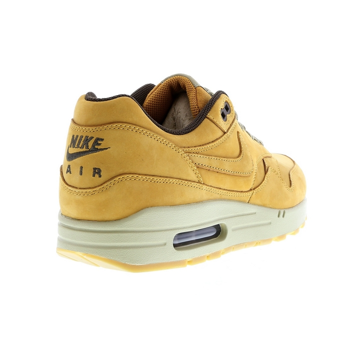 nike air max 1 leather premium heren