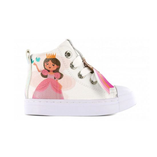 Shoesme Sneakers SH21S006-E Wit