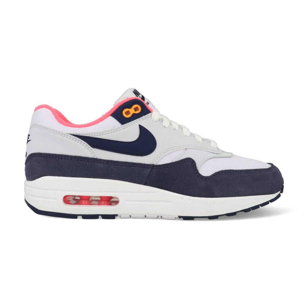 nike air max 1 blauw rood wit