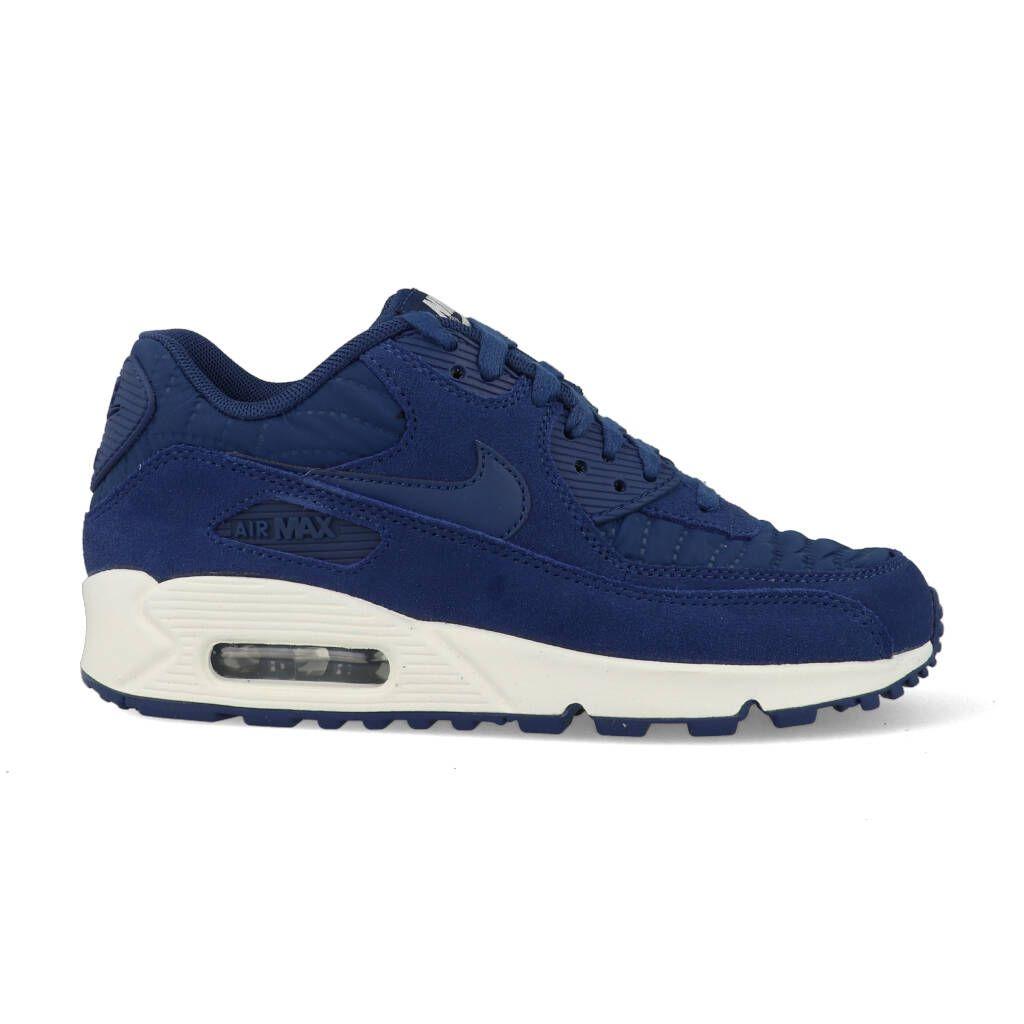 Nike Air Max 90 Premium 443817-402 Blauw