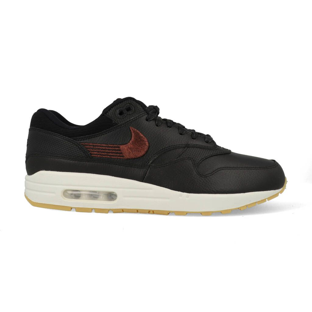 Nike Air Max 1 Premium 454746 020 Zwart