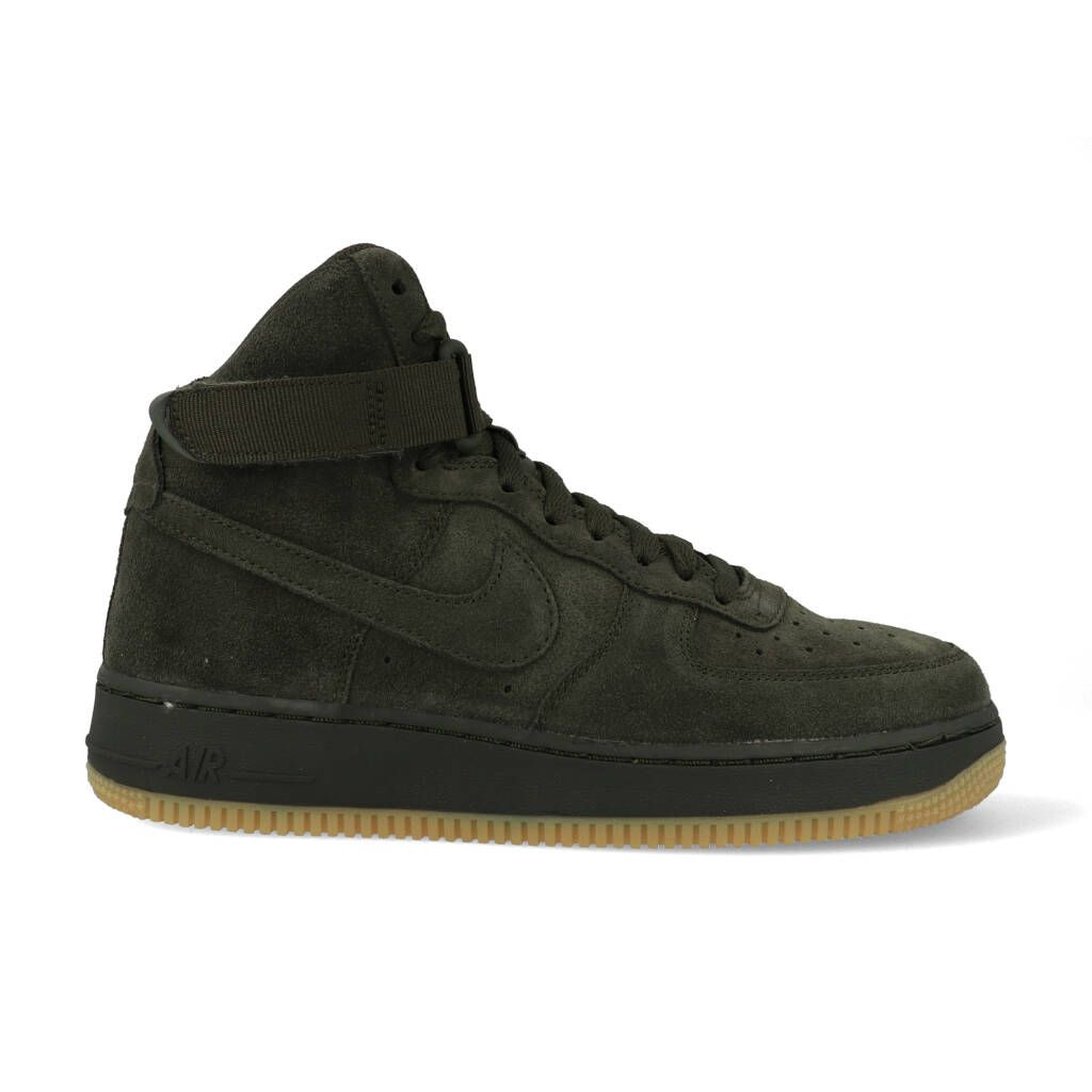 Nike Air Force 1 Hoog 807617-300 Groen