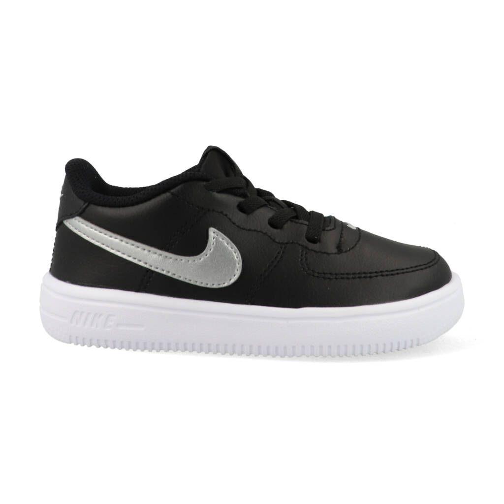 Nike air Force 1 '18 TD 905220 003 Zwart zilver 23.5 maat