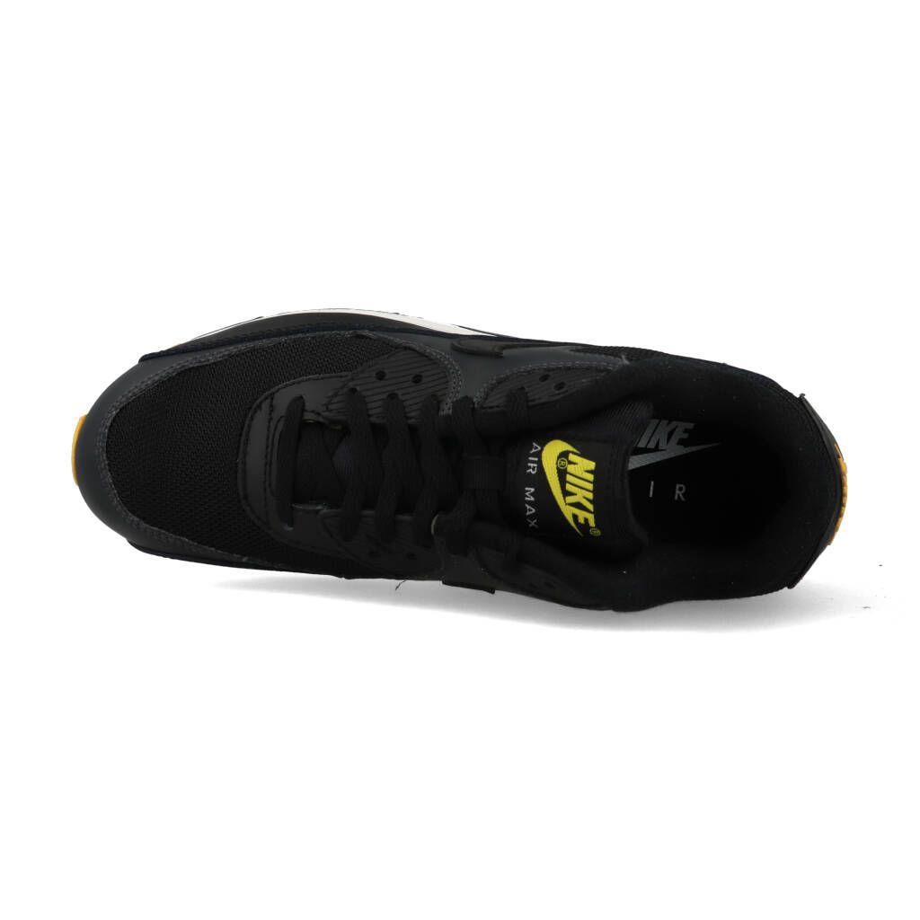Nike Air Max 90 AJ1285 022 Zwart Wit Geel