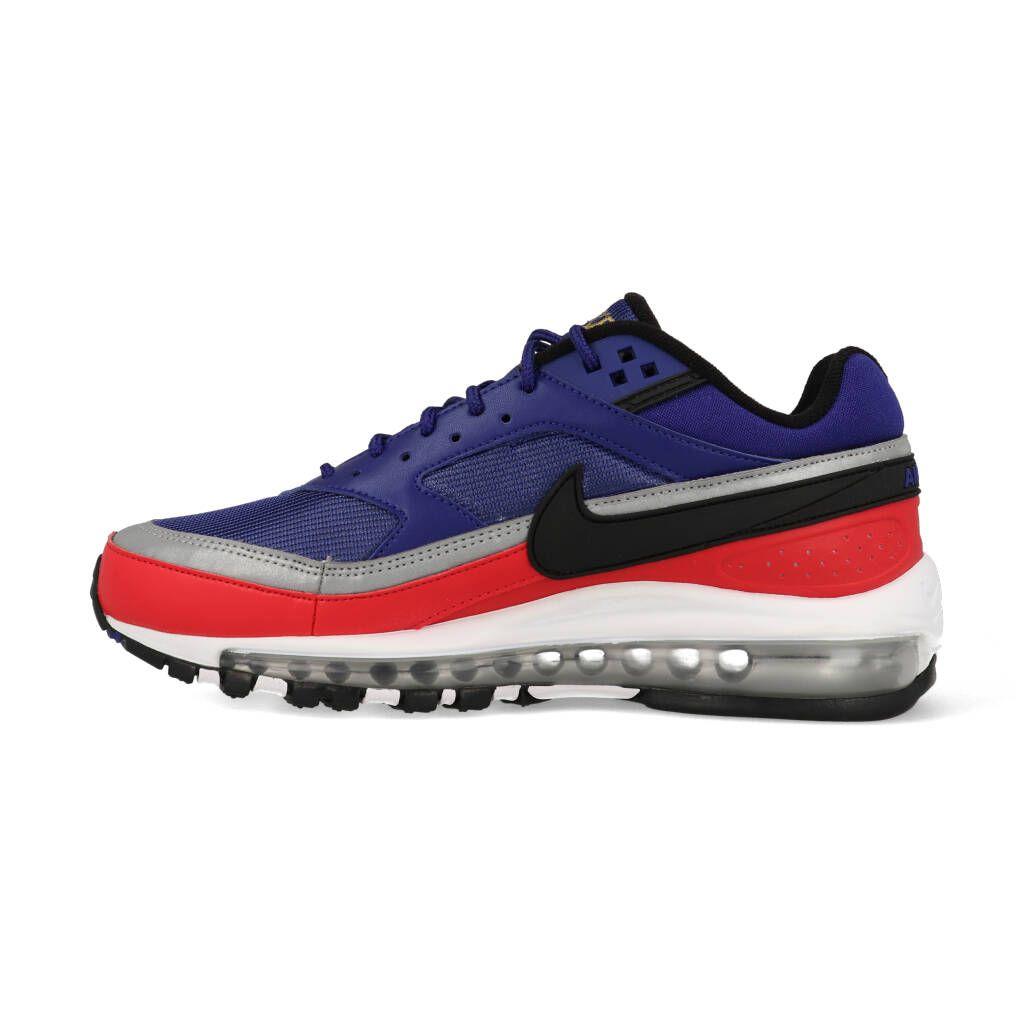 Nike Air Max 97BW AO2406 400 Blauw Rood