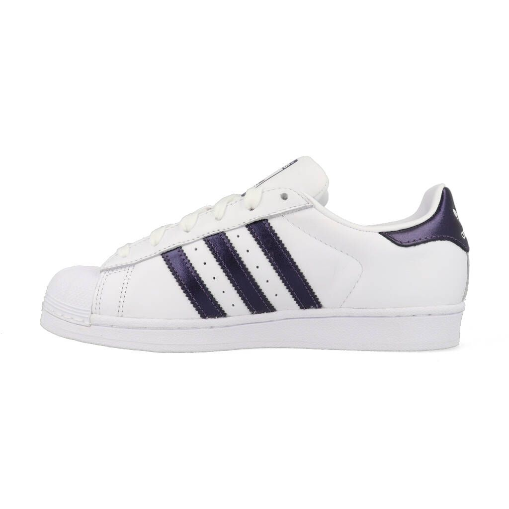 Adidas Originals Superstar CG5464 Wit Paars