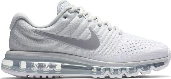 Nike Air Max 2017 damessneaker grijs en wit