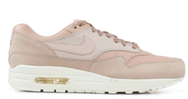 db185b58eb5 Nike Air Max 1 Pinnacle Sand 859554-201 Roze