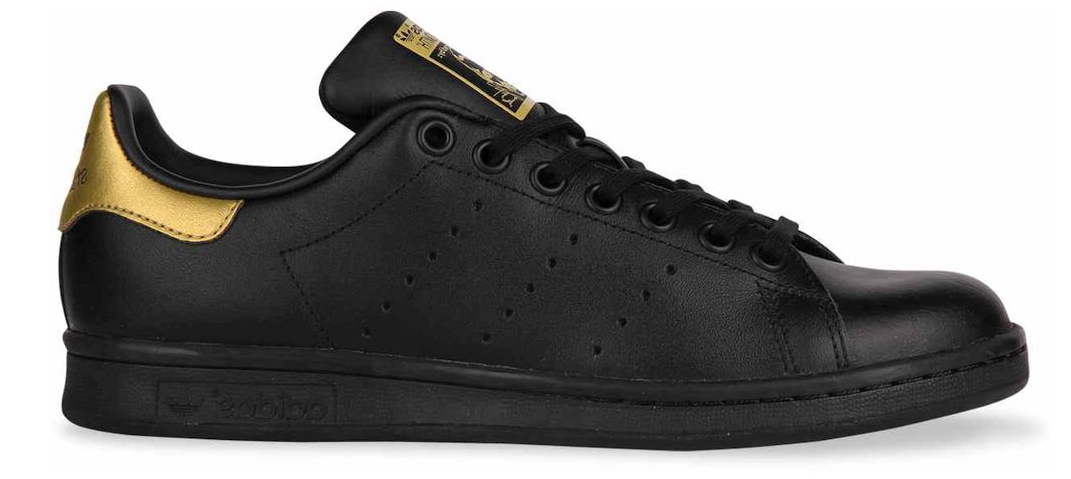 5b1ce57b2a4 Adidas Stan Smith BB0208 Zwart Goud