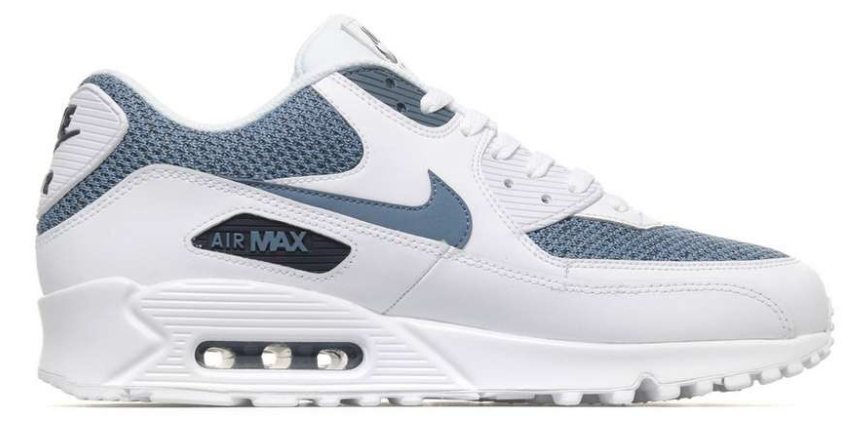 nike air max 90 essential heren wit