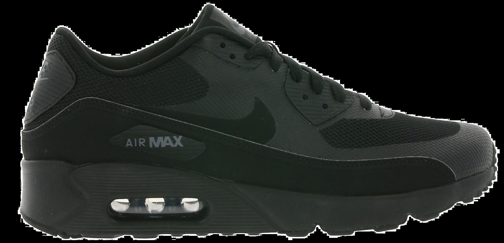 nike air max 90 ultra zwart