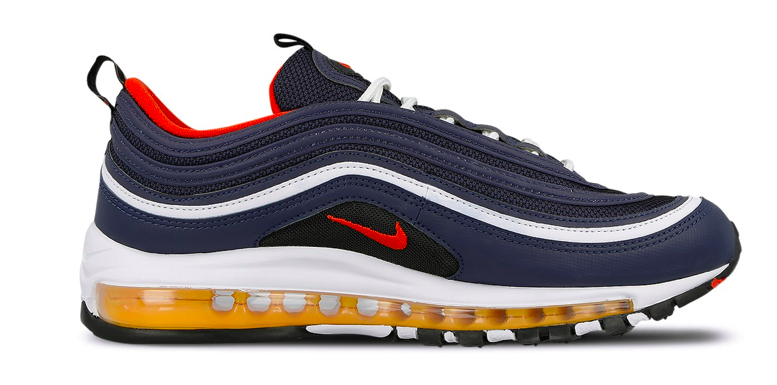 nike air max 97 dames blauw