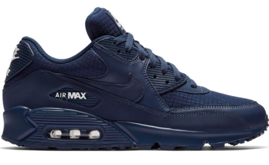 new arrival ada67 c43a9 Nike Air Max 90 Essential AJ1285-404 Blauw