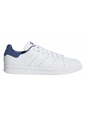 | Adidas Stan Smith CQ2819 Wit Blauw 40 23