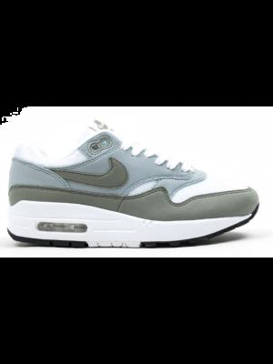 release date: e7b2f 5e9d4 Nike Air Max 1 319986-105 Wit   Groen