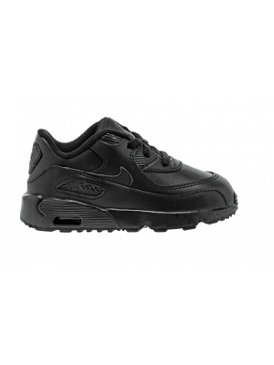 more photos 77e7c 7b9db Nike Air Max 90 Leer 833416-001 Zwart