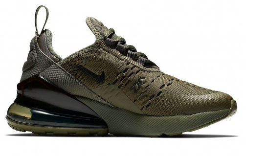 Nike Air Max 270 943345-203 Leger Groen-35.5